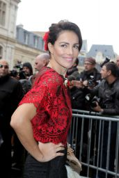 Adriana Abascal - Arrivals at Haute Couture Fashion Show Jean Paul Gaultier Spring-Summer 2016, in Paris