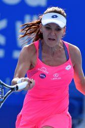 Agnieszka Radwanska - 2016 WTA Shenzhen Open Tennis Tournament 1/8/2016