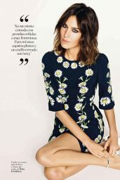 Alexa Chung - ELLE Magazine Spain January 2016 Issue