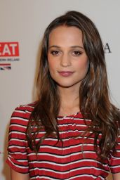 Alicia Vikander - 2016 BAFTA Los Angeles Awards Season Tea