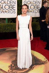 Alicia Vikander – 2016 Golden Globe Awards in Beverly Hills