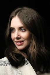 Alison Brie - Hollywood Reporter Sundance Portraits 2016