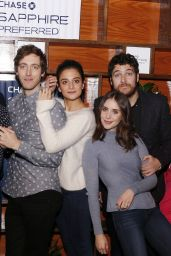 Alison Brie - Indiewire Photo Studio in Park City, Utah 1/24/2016