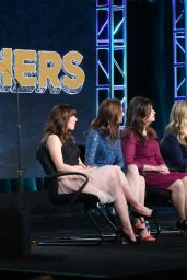 Alison Brie – TV LAND Younger Panel 2016 Winter TCA Tour in Pasadena