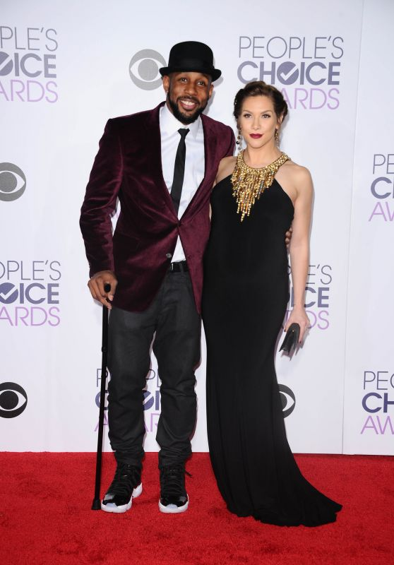 Allison Holker – 2016 People's Choice Awards in Microsoft Theater in Los Angeles
