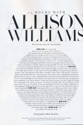 Allison Williams - Harper