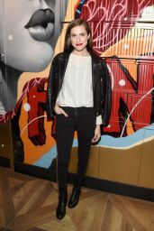 Allison Williams - VANDAL Grand Opening in New York City, January 2016