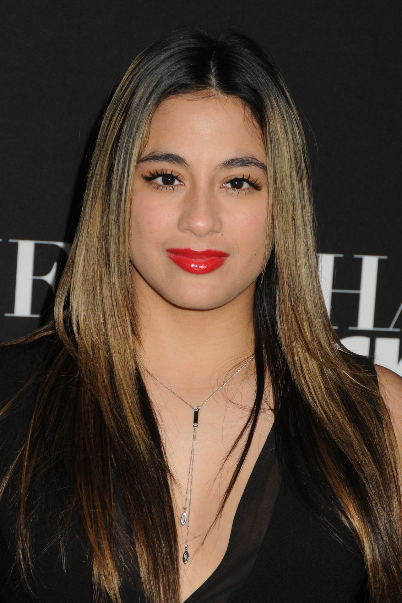 Ally Brooke  Fifty Shades of Black Premiere in Los Angeles - Hairstyles Fall 2015