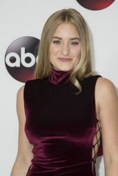Amanda AJ Michalka – Disney ABC Television 2016 Winter TCA Tour in Pasadena, CA