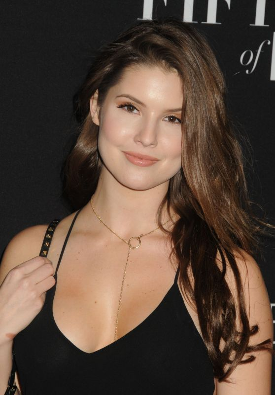 Amanda Cerny – 'Fifty Shades of Black' Premiere in Los Angeles