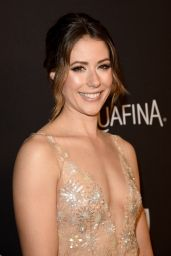Amanda Crew - InStyle And Warner Bros. Golden Globe Awards 2016 Post-Party in Beverly Hills