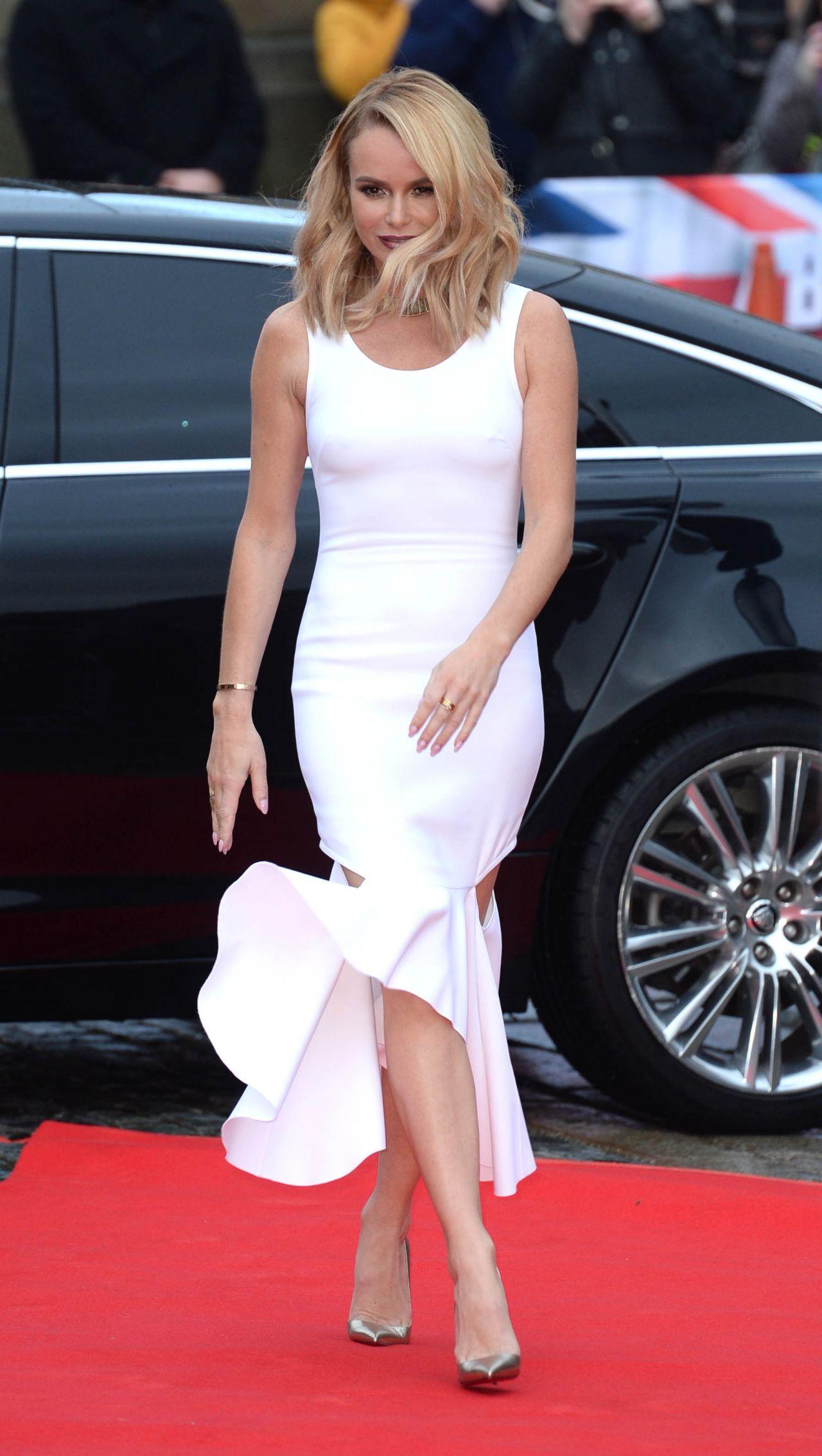 Amanda Holden Britain S Got Talent Auditions In