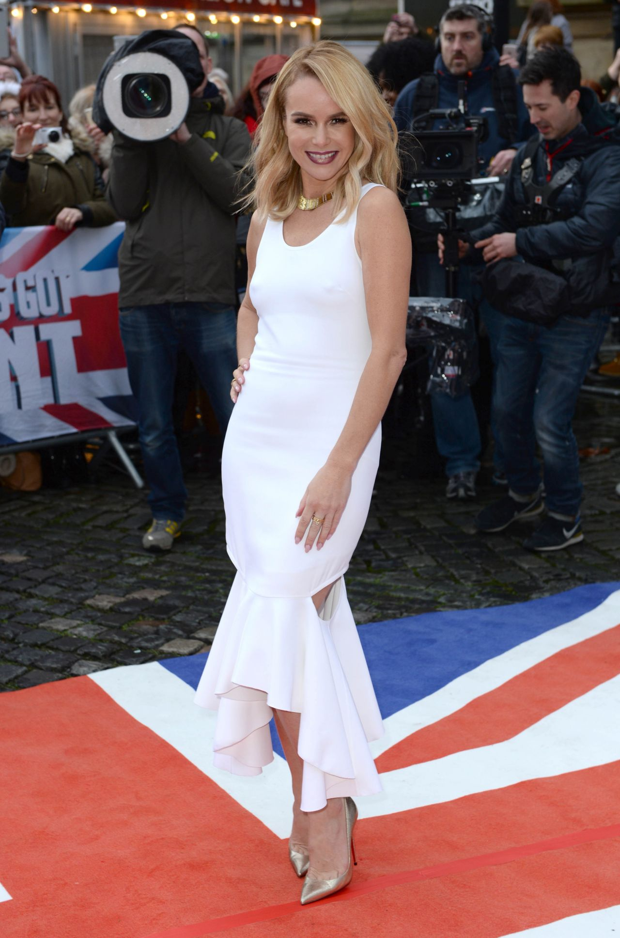 Amanda Holden Britain S Got Talent Auditions In