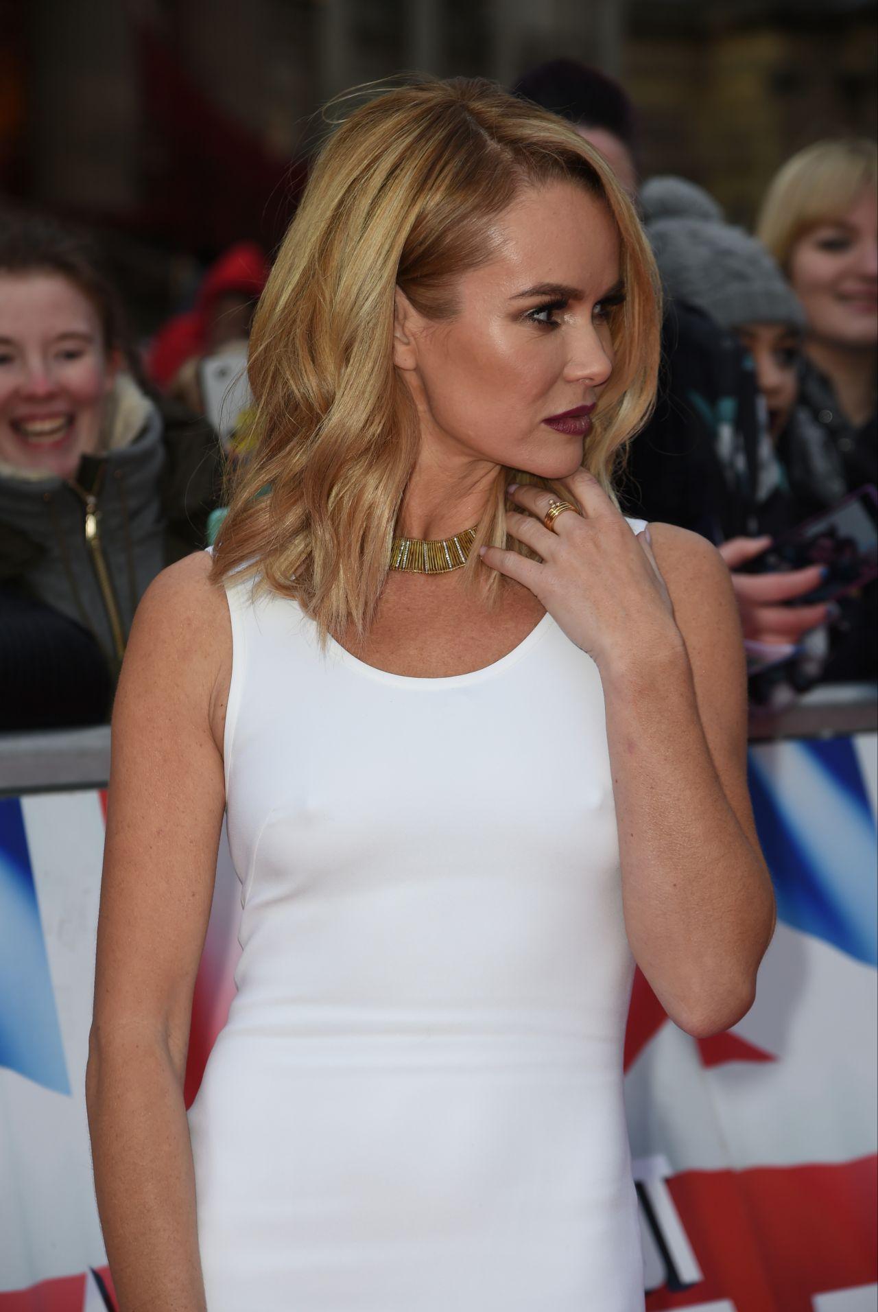 Amanda Holden - Britain's Got Talent Auditions in ...
