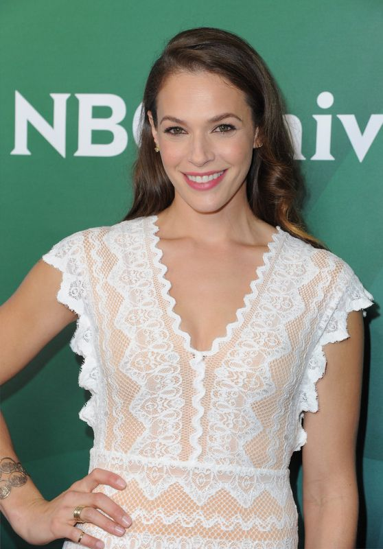 Amanda Righetti - 2016 Winter TCA Tour - Day 10 in Pasadena