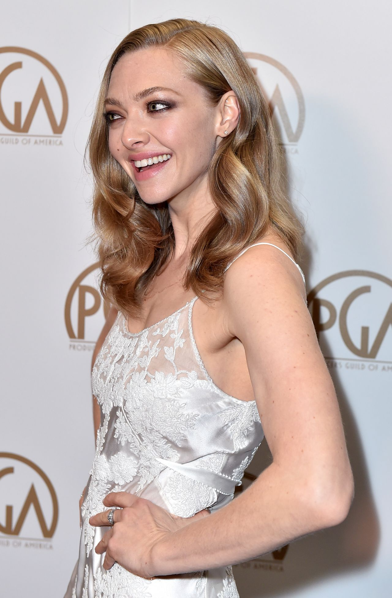 Amanda Seyfried 2016 Producers Guild Awards In Los Angeles