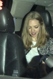 Amanda Seyfried Night Out -