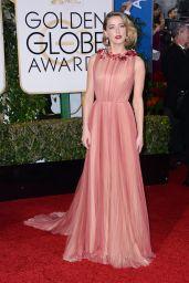 Amber Heard – 2016 Golden Globe Awards in Beverly Hills