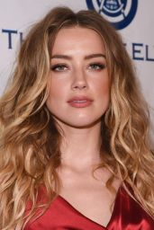 Amber Heard – The Art of Elysium 2016 HEAVEN Gala in Culver City, CA