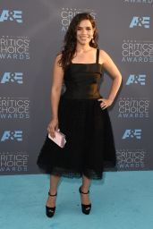 America Ferrera – 2016 Critics' Choice Awards in Santa Monica