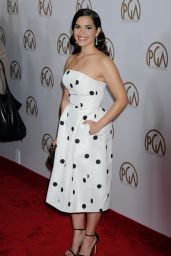 America Ferrera – 2016 Producers Guild Awards in Los Angeles