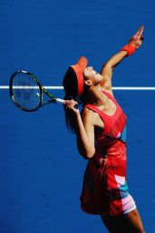 Ana Ivanovic - 2016 ASB Classic in Auckland 1/4/2016