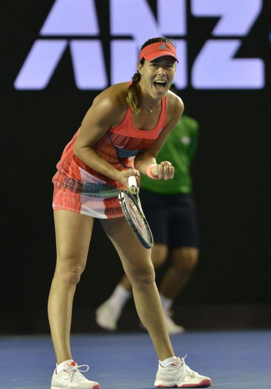 Ana Ivanovic – 206 Australian Open 2nd Round