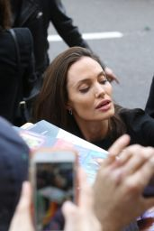 Angelina Jolie - Kung Fu Panda 3 Premiere at the Chinese Theater in Hollywood 1/16/2016