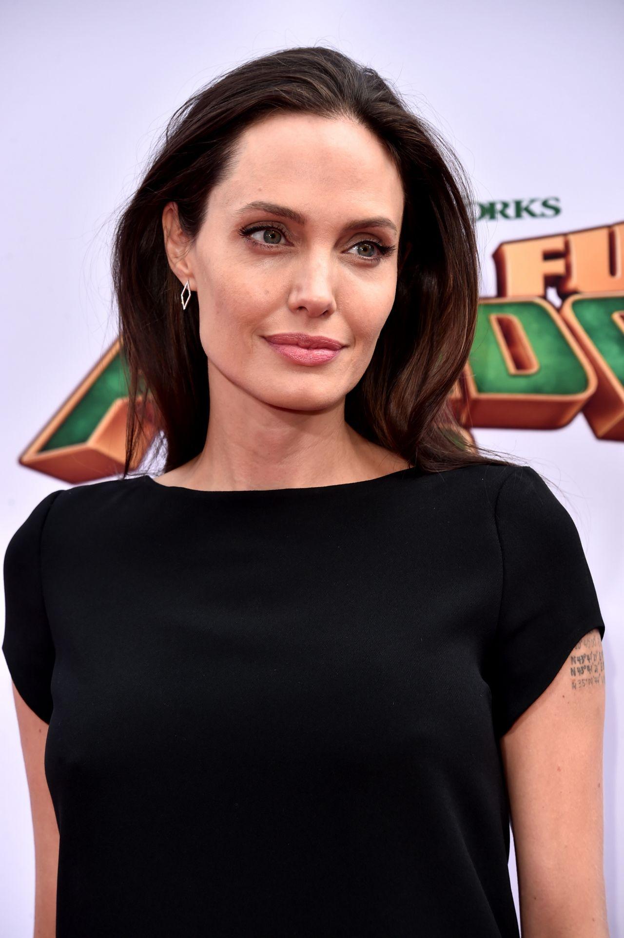 Angelina Jolie on Red ... Angelina Jolie