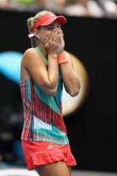 Angelique Kerber – 2016 Australian Open in Melbourne Quarterfinals