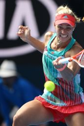 Angelique Kerber – 2016 Australian Open in Melbourne Semifinals