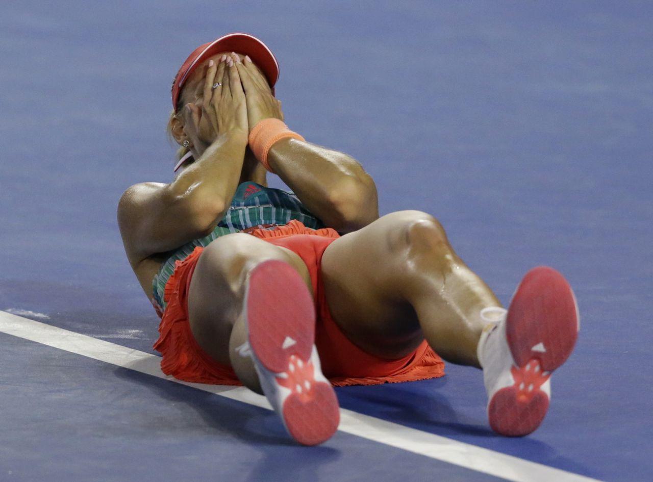 Angelique Kerber Australian Open 2016 Winner