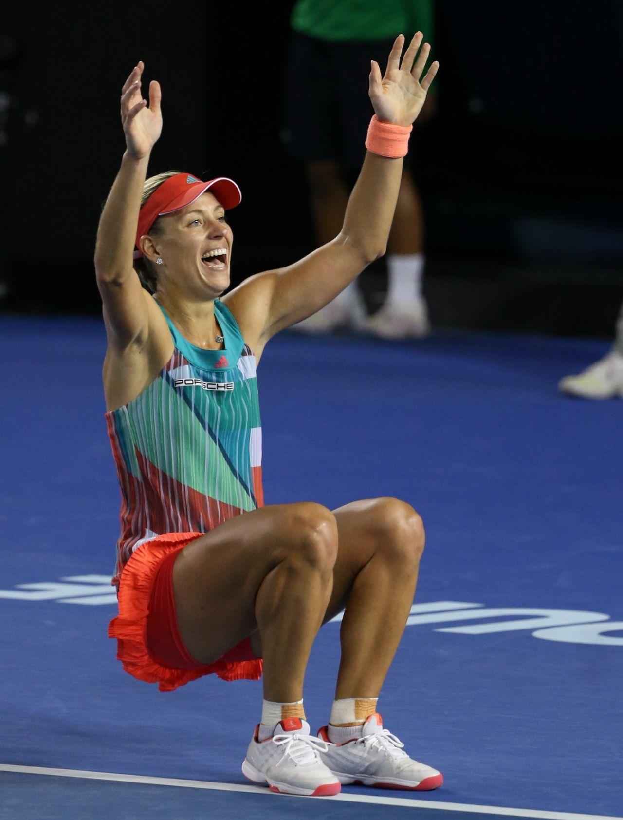 WINNER TENNIS AUSTRALIAN OPEN 2019