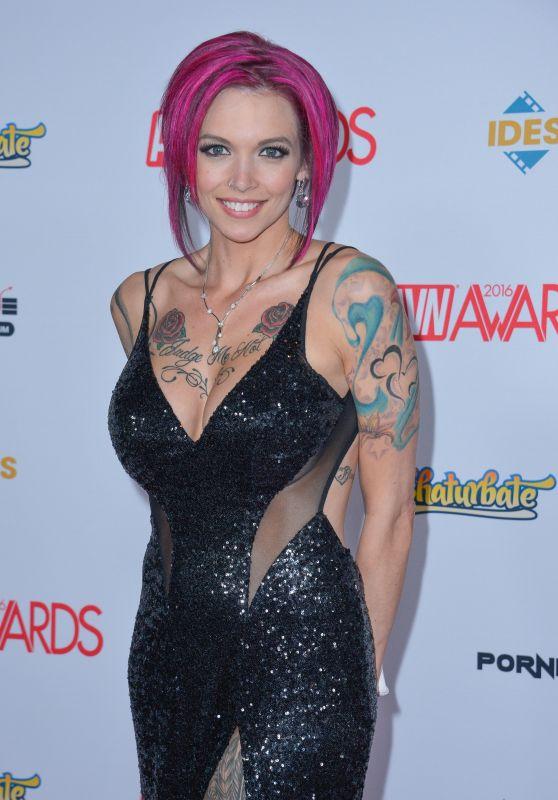 Anna Bell Peaks – 2016 AVN Awards Redcarpet Arrivals at Hard Rock Hotel Casino in Las Vegas
