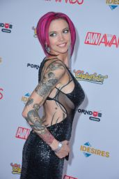 Anna Bell Peaks – 2016 AVN Awards Redcarpet Arrivals at Hard Rock Hotel Casino in Las Vegas