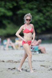Anna Camp in a Bikini In Hawaii 1/2/2016