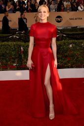 Anna Faris – SAG Awards 2016 at Shrine Auditorium in Los Angeles