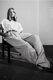 Anna Selezneva - Vogue Magazine Spain February 2016 Issue