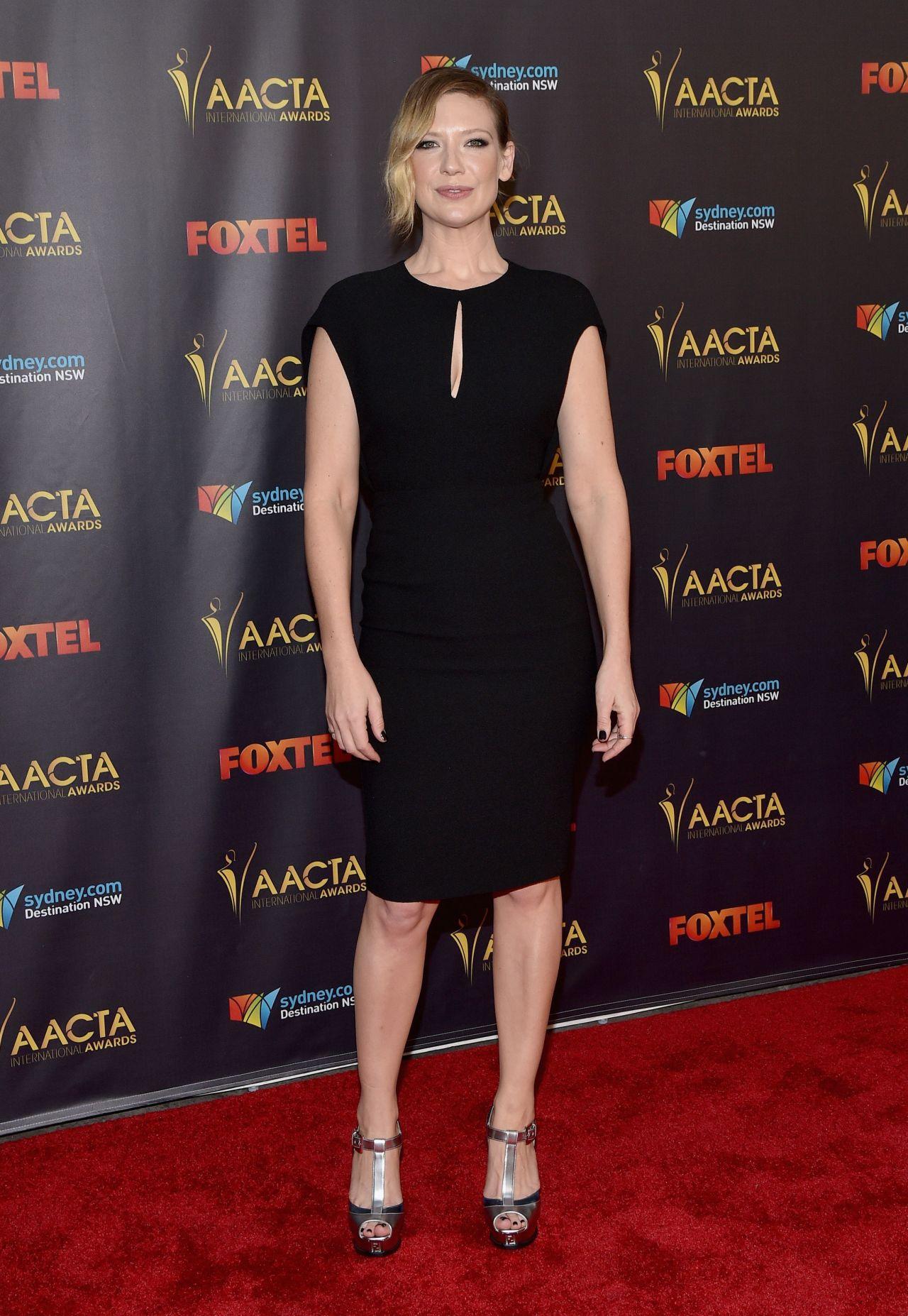 2015 Los Angeles Film Festival: 2015 AACTA International Awards Ceremony In