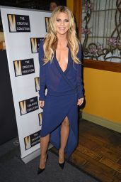 AnnaLynne McCord - Creative Coalition Spotlight Initiative Awards Gala Dinner in Park City, January 2016