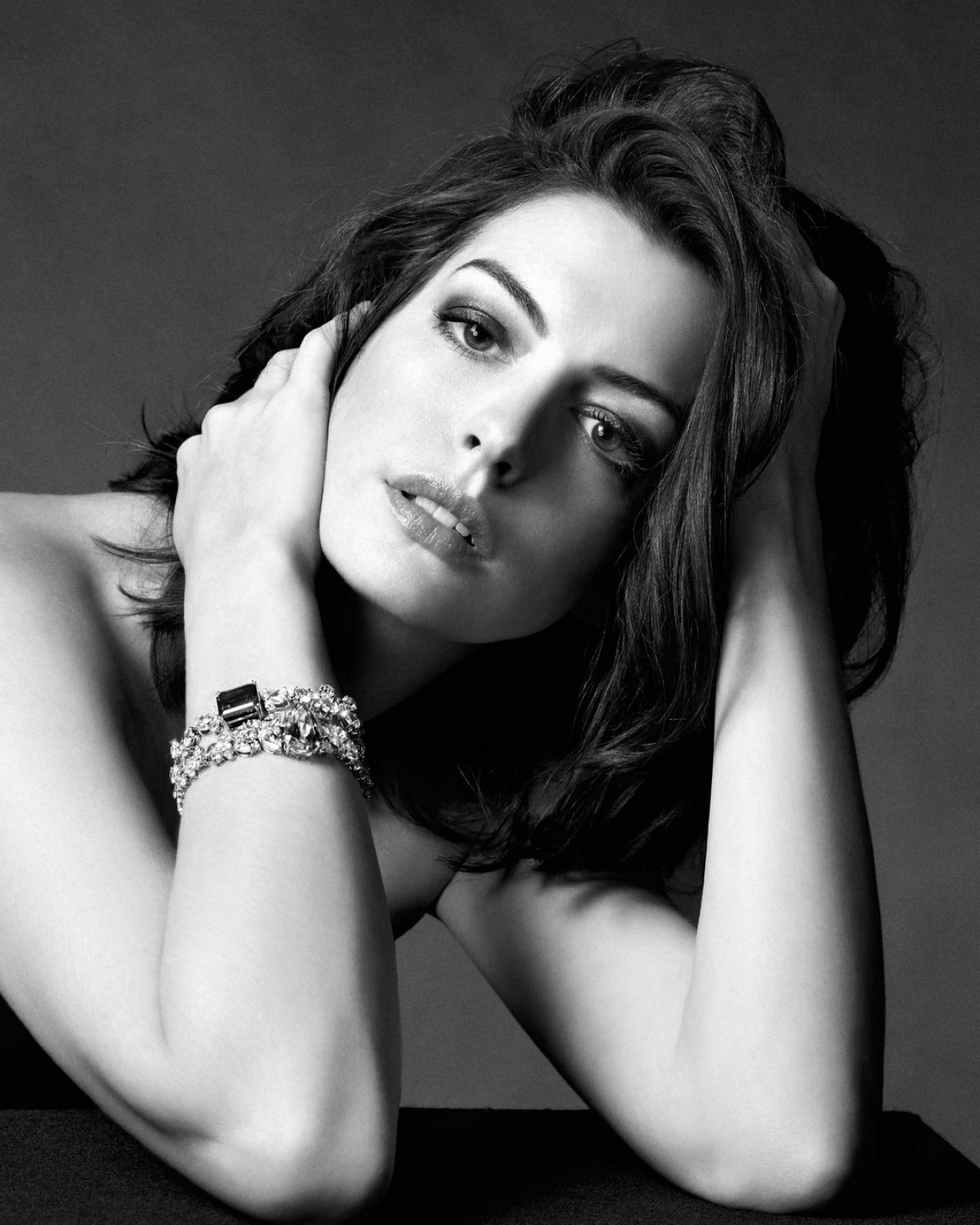 Anne Hathaway Photo Shoot for Keer, 2016 Anne Hathaway