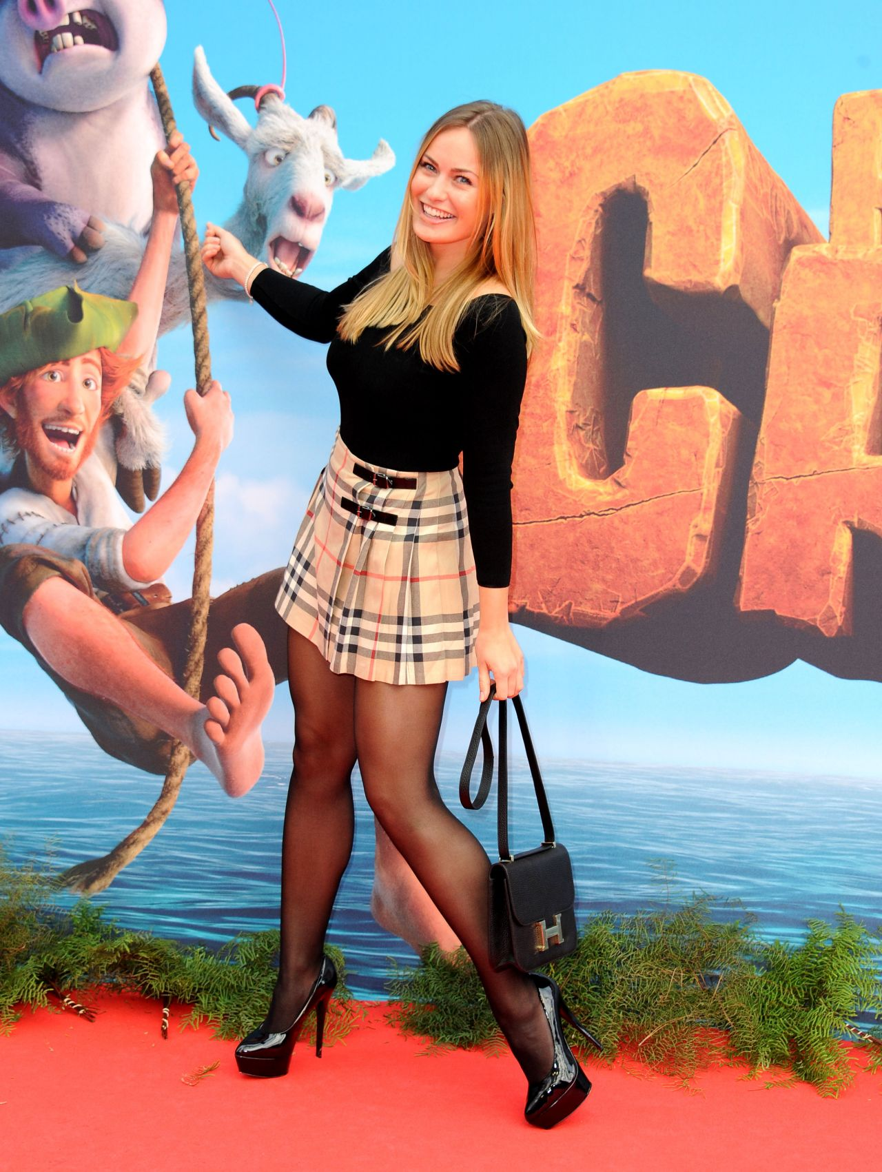 Anne Julia Hagen Robinson Crusoe Premiere At The Zoo