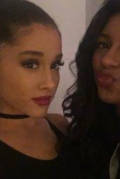 Ariana Grannde Pics - Snapchat, January 2016