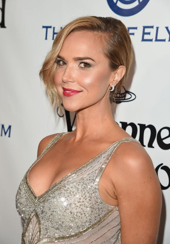 Arielle Kebbel – The Art of Elysium 2016 HEAVEN Gala in Culver City, CA