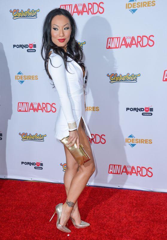 Asa Akira – 2016 AVN Awards Redcarpet Arrivals at Hard Rock Hotel Casino in Las Vegas