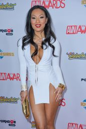 Asa Akira – 2016 AVN Awards Redcarpet Arrivals at Hard Rock Hotel Casino in Las Vegas