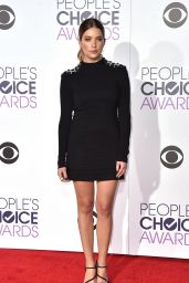 Ashley Benson – 2016 People's Choice Awards in Microsoft Theater in Los Angeles