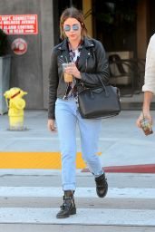Ashley Benson Casual Style - Shopping in LA, January 2016