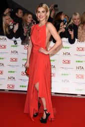 Ashley Roberts - 2016 National Television Awards in London