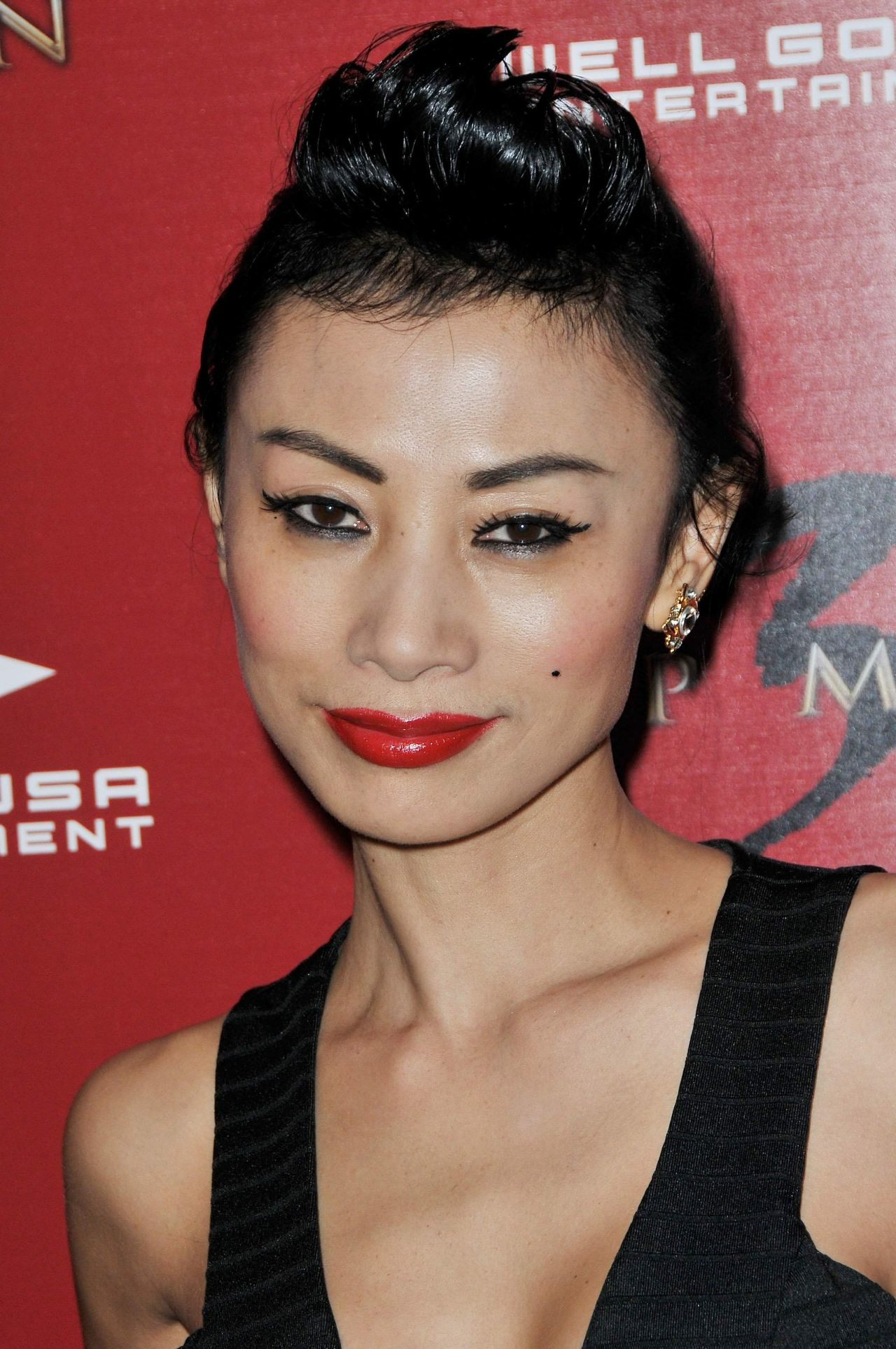 Bai Ling - 'IP Man 3' Premiere at the Pacific Theatres in ...